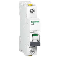 Автоматичний вимикач Schneider Acti9 iC60N 1Р 10А C