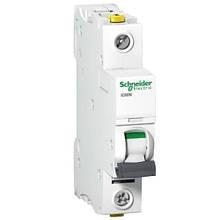 Автоматичний вимикач Schneider Acti9 iC60N 1Р 20А C