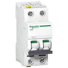 Автоматичний вимикач Schneider Acti9 iC60N 2Р 6А C