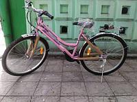 Городской велосипед Mustang 26*162 sport