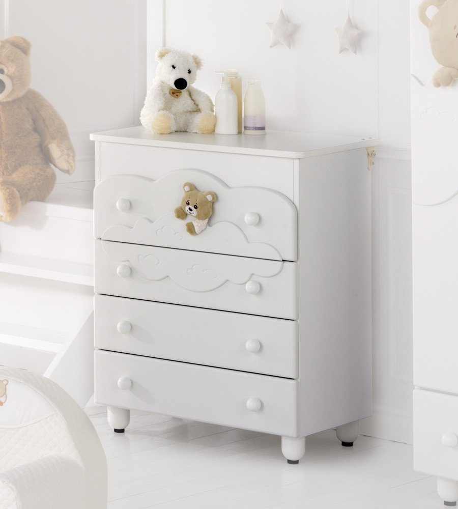 Комод-пеленатор Baby Expert BAGNETTO ABBRACCI by TRUDI