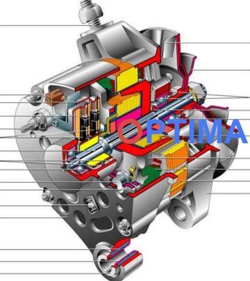 Ремонт генераторов любых модификаций