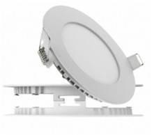 Светодиодный светильник LEDEX, круг,  3W