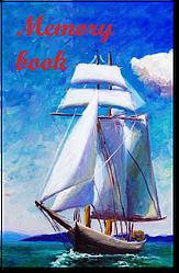 Блокнот Memory Book Вітер пригод