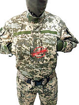 """Камуфляж """"Новая форма украинской армии"""" тактика (оригинал), фото 3"""