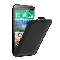 Jacka leather case for HTC One M8, black Melkco (O2O2M8LCJT1BKPULC)
