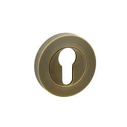 Накладка круглая под ключ 16Е