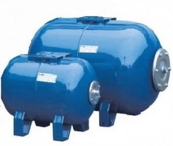 Гидроаккумулятор горизонтальный 25L HW Reflex (Синий) 10 бар