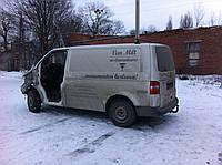 Четверть автомобиля задняя левая VOLKSWAGEN TRANSPORTER T5 03-09 (ФОЛЬКСВАГЕН ТРАНСПОРТЕР Т5)