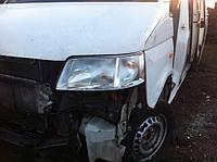 Четверть автомобиля передняя левая VOLKSWAGEN TRANSPORTER T5 03-09 (ФОЛЬКСВАГЕН ТРАНСПОРТЕР Т5)