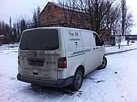 Четверть автомобиля передняя правая VOLKSWAGEN TRANSPORTER T5 03-09 (ФОЛЬКСВАГЕН ТРАНСПОРТЕР Т5)
