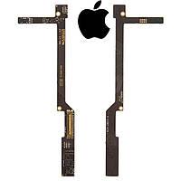 Шлейф для Apple iPad 2, питания дисплея, с компонентами, (версия Wi-fi) (оригинал)