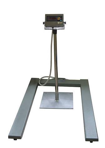 Весы паллетные ВПЕ-2000 Зевс, фото 2