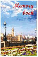 Блокнот Memory Book Яскрава столиця