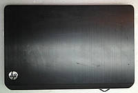 Крышка дисплея в сборе для ноутбука HP (Envy M6-1000 series), черный (без петель)