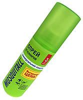 """Спрей от комаров """"Mosquitall"""" (100ml), универсальная защита"""