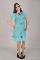 Удобное повседневное платье из хлопка