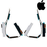 Шлейф для Apple iPad Air 2, антенны Wi-Fi, с компонентами (оригинал)
