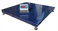 Платформенные весы ЗЕВС-Премиум ВПЕ-2000-4(Н1215), до 2000 кг, размер площадки 1200х1500 мм