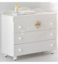 Комплект меблів для дитячої кімнати Baby Expert Abbracci by Trudi, фото 3