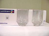 Е7545 Набор стаканов Люминарк Бриджтон низких 270мл*3шт