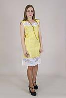 Модное платье из хлопка