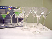 610115 Набор Люминарк Сигнатуре 140*4 бокалы для коктеля