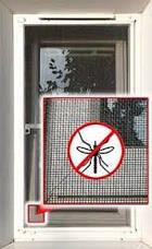 Евросетка антимоскитная в рулонах от мух, комаров, пыли, ширина 1,6 м, фото 3