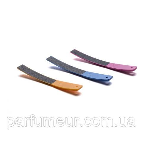 Сталекс Пилочка цветная для ногтей (пластик), 3 шт 120/150/180 грит
