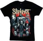 Рок-футболка Slipknot (группа)