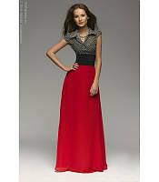 Женское Красивое платье в пол Азиза S<M<L 2 цвета