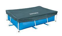 Тент для прямоугольных бассейнов Intex 28038
