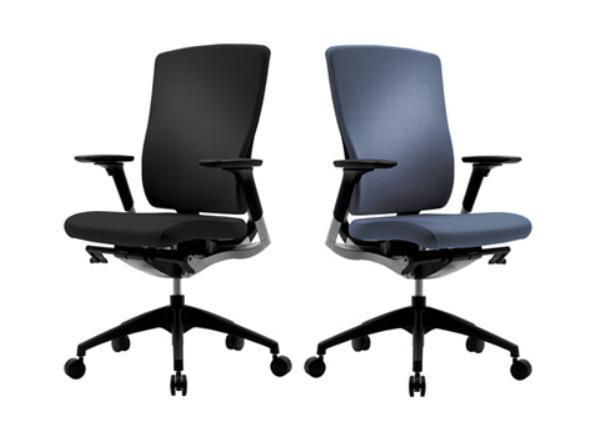 Офисное кресло с мягким сиденьем Enrandnepr  FLEX Patra черный