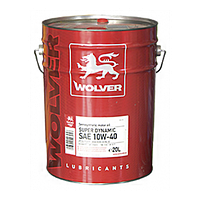 Wolver Super Dynamic 10W-40 (20л)