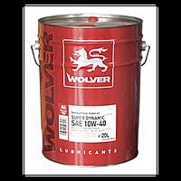 Wolver Super Dynamic 10W-40 (60л)