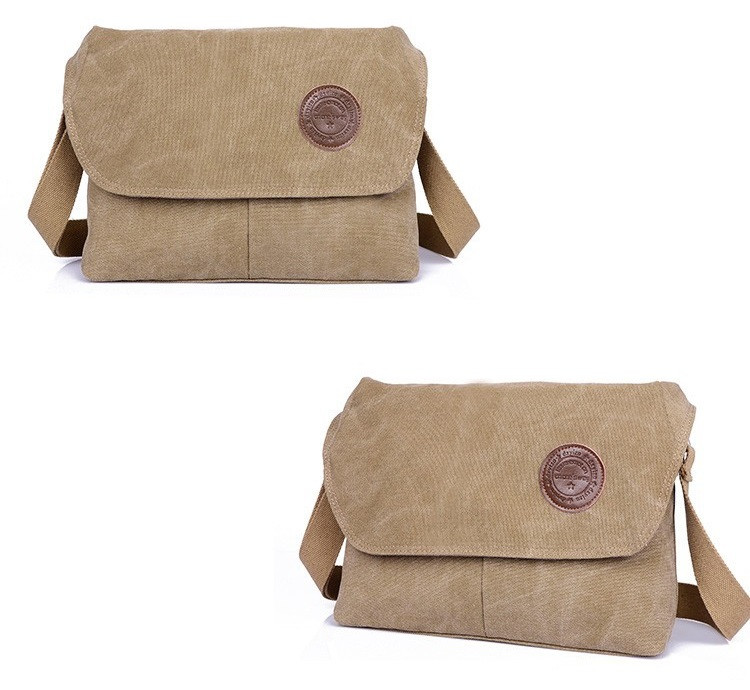 042b72c1747a Износостойкая сумка для студента Повседневная мужская сумка на плече. Сумка  из ткани для мужчин. Износостойкая сумка для студента ...