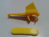 Накладка пластиковая маленькая на монтажную лапку