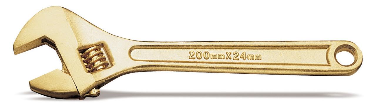 110BA - Ключ розвідний іскробезпечний 150 мм