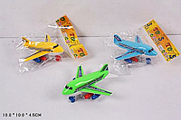 Самолет инерционный 198