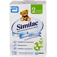 Молочная смесь Similac 2 (6-12 мес) картон 700 г