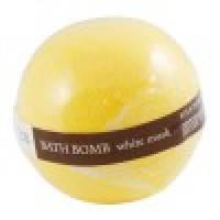 Organique - Шипучий шар для ванны Белый мускус HomeSpa - 170 g (202121W) ( EDP65916 )
