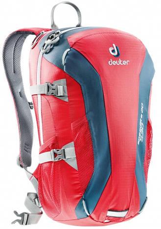 Рюкзак мультиспортивный Deuter Speed lite 20 fire/arctic (33121 5306)
