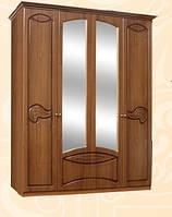 """Спальня , спальный гарнитур """"Тина"""" шкаф 4 д"""