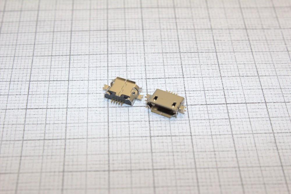 Гнездо micro-USB тип 31