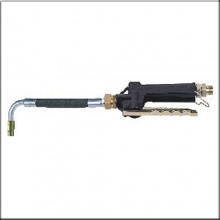Раздаточный пистолет для масла с гибким резиновым носиком