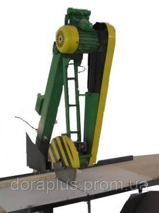 Торцовочный маятниковый станок, фото 2