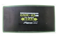Maruni GNR-86 - Пластир радіальний 245х340 мм