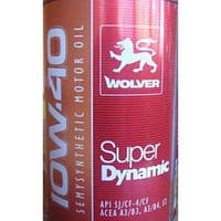 Wolver Super Dynamic 10W-40 (1л)