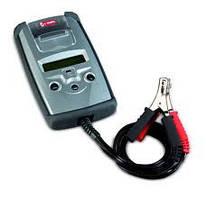 Тестер акумуляторної батареї цифровий з принтером