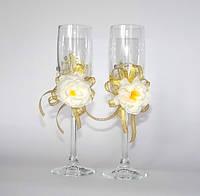 Свадебные бокалы LS033